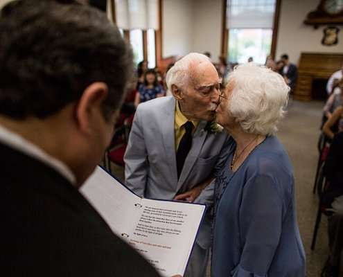 Marriage and the Nursing Home